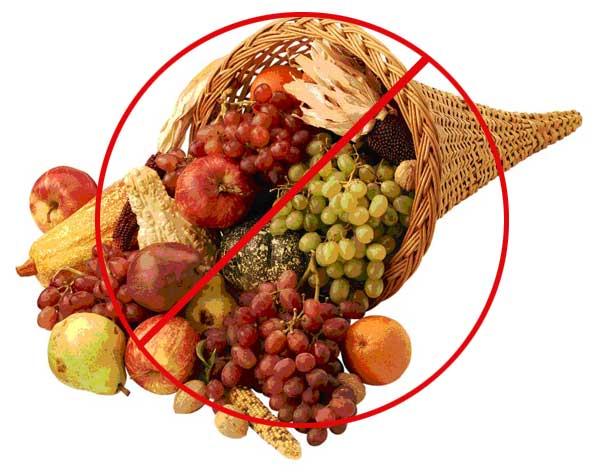 Fruit eten draagt vaak niet bij aan afvallen