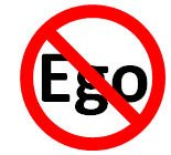 ego loslaten