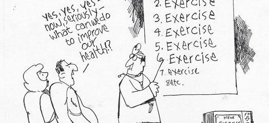 oefeningen voor gezondheid