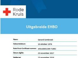 Gerard Sombroek: Personal Trainer en Healthcoach 4