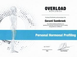Personal Hormonal Prophiling diploma