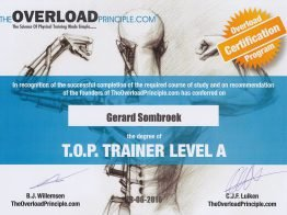 Overload-TOP-A trainer