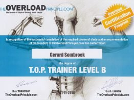 Overload-TOP-B Trainer