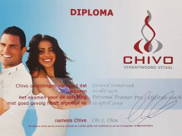Personal Trainer Pro diploma