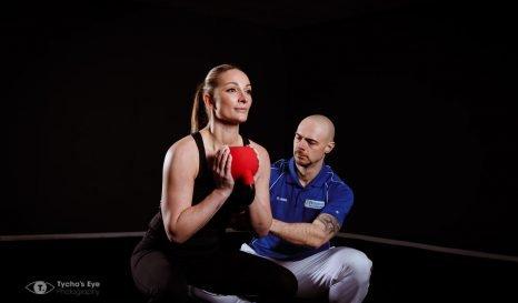 Personal Training Goblet Squat