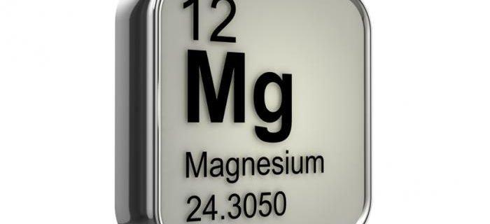 wanneer magnesium